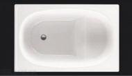 Ванна Koller Pool сталь 105x70
