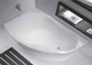 Ванна Kolo Promise 150x100 L