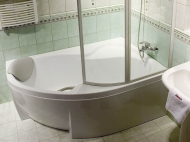 Ванна Ravak Rosa II (170x105) L/R