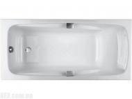 Ванна с отверстиями для ручек Jacob Delafon Repos E2903-00 180*85 см