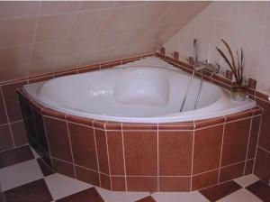 Ванна VAGNERPLAST ATHENA 150 x 150, фото