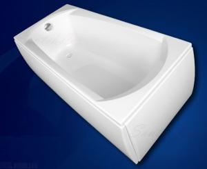 Ванна VAGNERPLAST EBONY 170 x 75 x 42 cm, фото