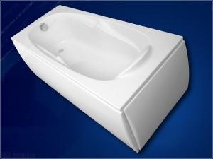 Ванна VAGNERPLAST KLEOPATRA 160 x 70, фото