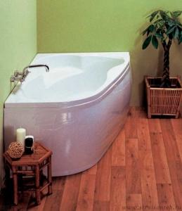 Ванна VAGNERPLAST MELITE 160 x 105 L/R, фото