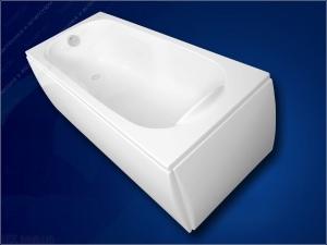 Ванна VAGNERPLAST NYMFA 160 x 70, фото