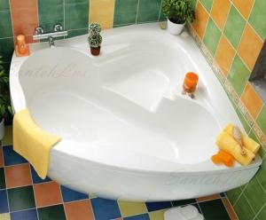 Ванна VAGNERPLAST PARIA 140 x 140, фото