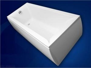 Ванна VAGNERPLAST VERONELA 160 x 70 x 45 cm, фото