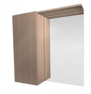 Зеркальный шкафчик Буль-Буль ШЗ-95